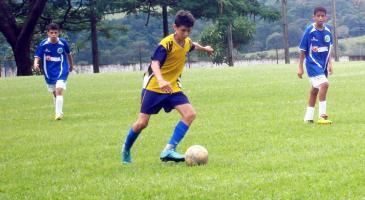 Escolinha de Futebol do Clube dos Bancários